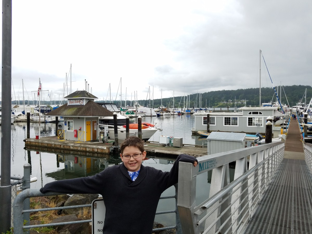"Getaway to ""Little Norway"" also known as Poulsbo, Washington #PNW"