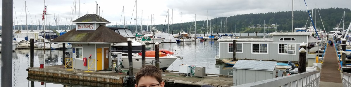 "Getaway to ""Little Norway"" also known as Poulsbo, Washington #PNW"