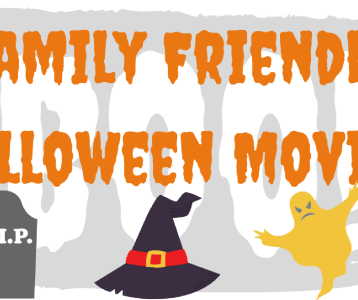 Over 28 Family Friendly Halloween Movies to Watch!