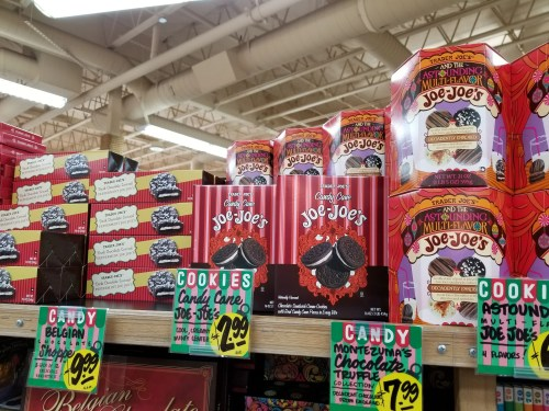 Trader Joes holiday treats