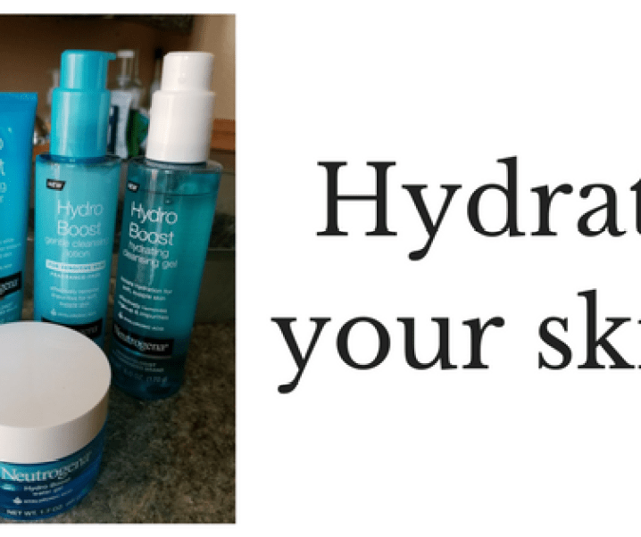Hydrate and brighten your tired skin with Neutrogena's NEW Hydro Boost! #SkinCareStatus
