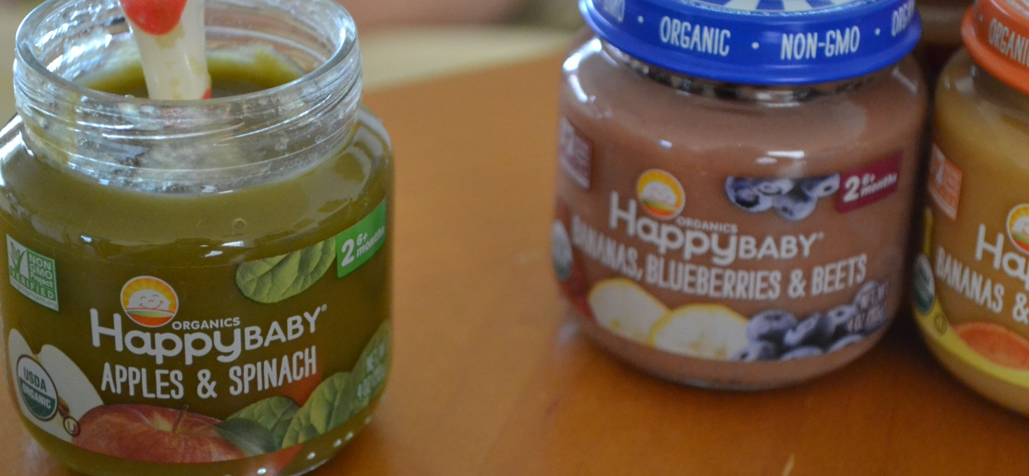 Who's got time for homemade baby food? Not I, but I do want what's best!