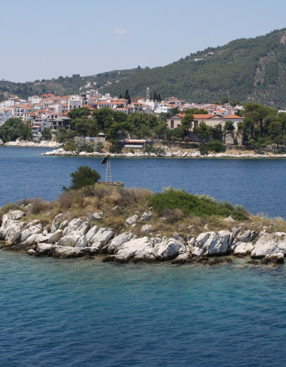 10 must do while in Skiathos, Greece