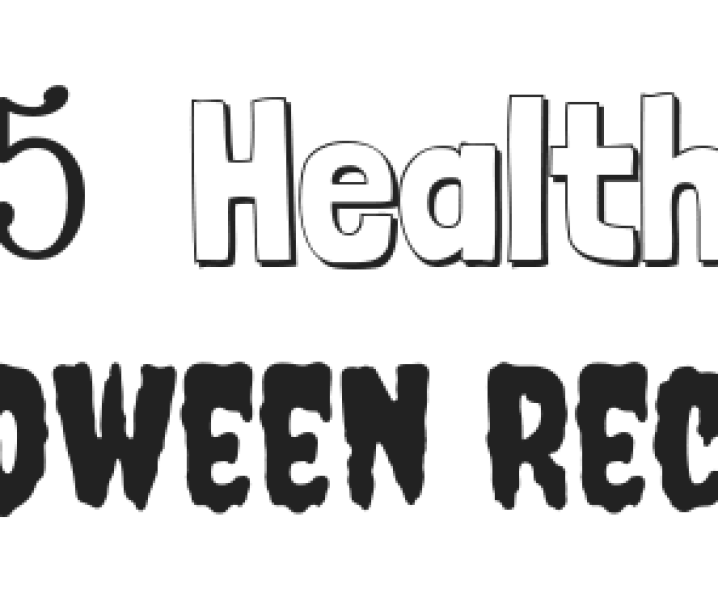 15 Healthy Halloween Recipes
