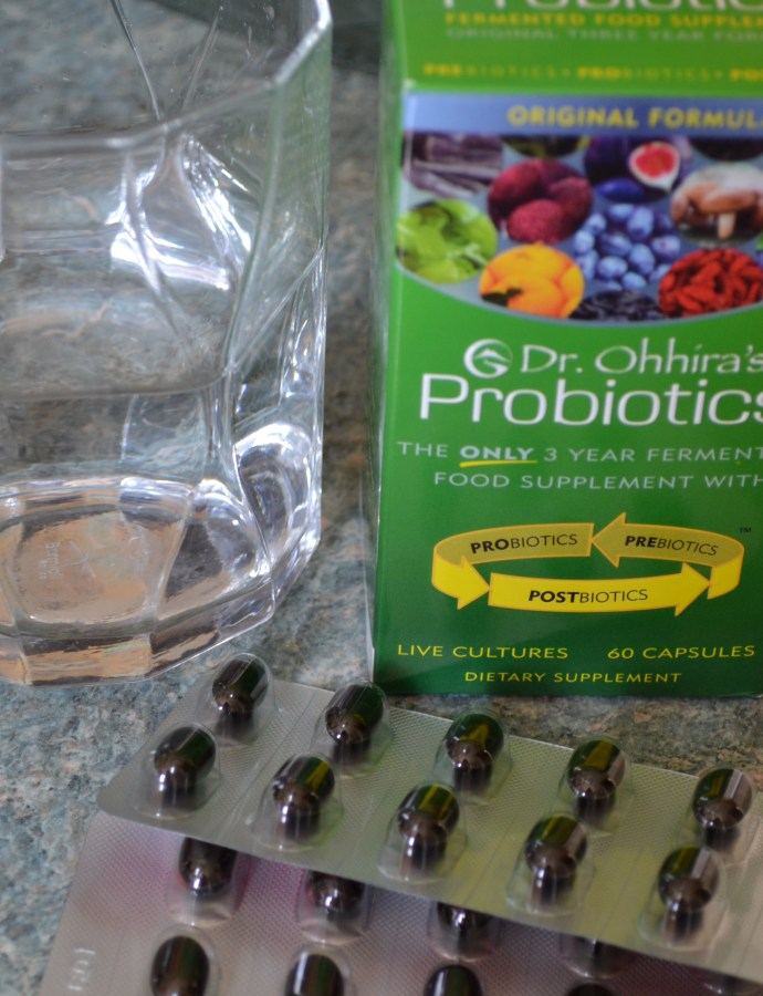 Health benefits of taking Dr. Ohhira's Probiotics