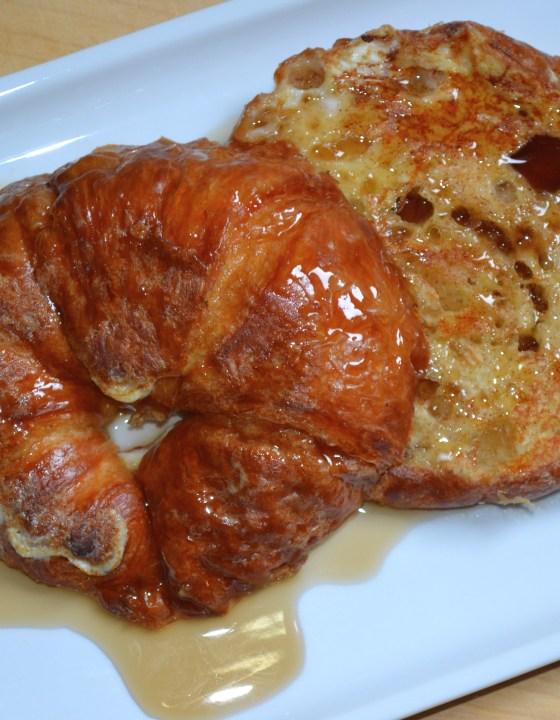 Pumpkin Pie Spice French Toast