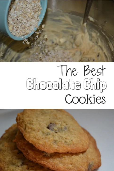 The traditional chocolate chip cookie is a favorite for many but with this one added ingredient will make them even better!