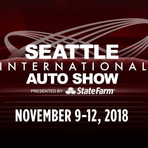 Seattle's International Auto Show Nov. 9-12