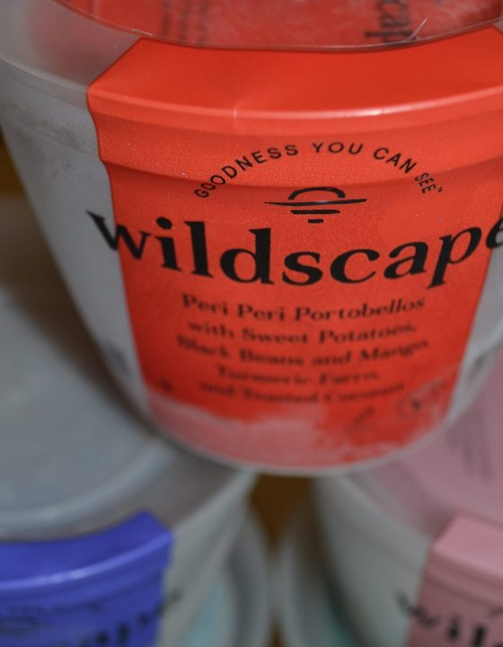 Wildscape frozen meals for those busy days!