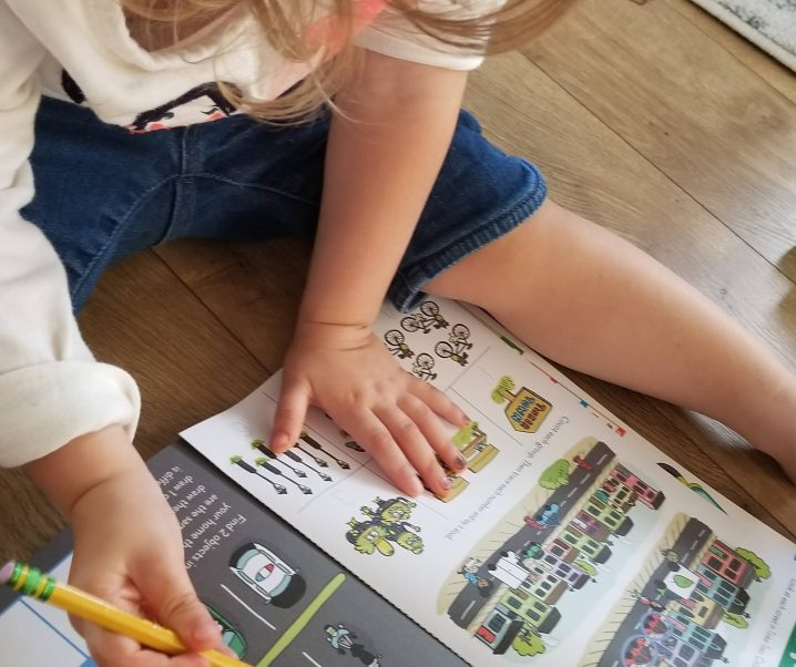 Make learning fun with TinkerActive Workbooks