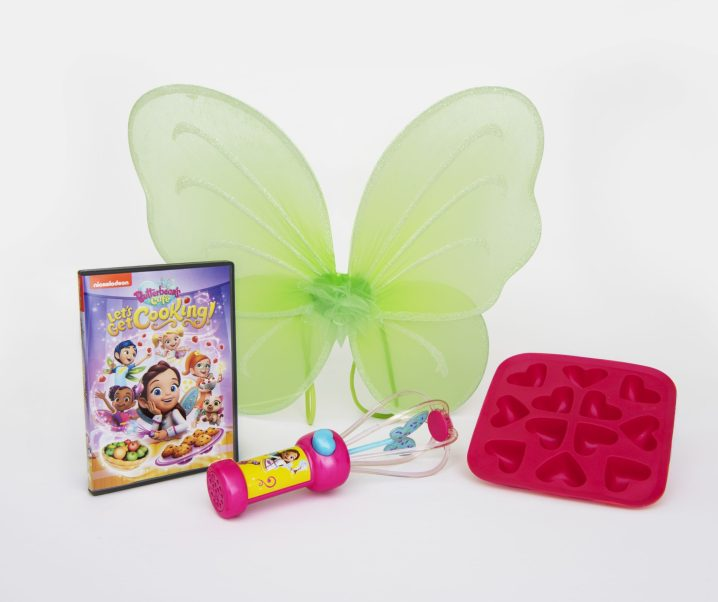 Butterbean's Café: Let's Get Cooking Fairy Treat Kit #giveaway