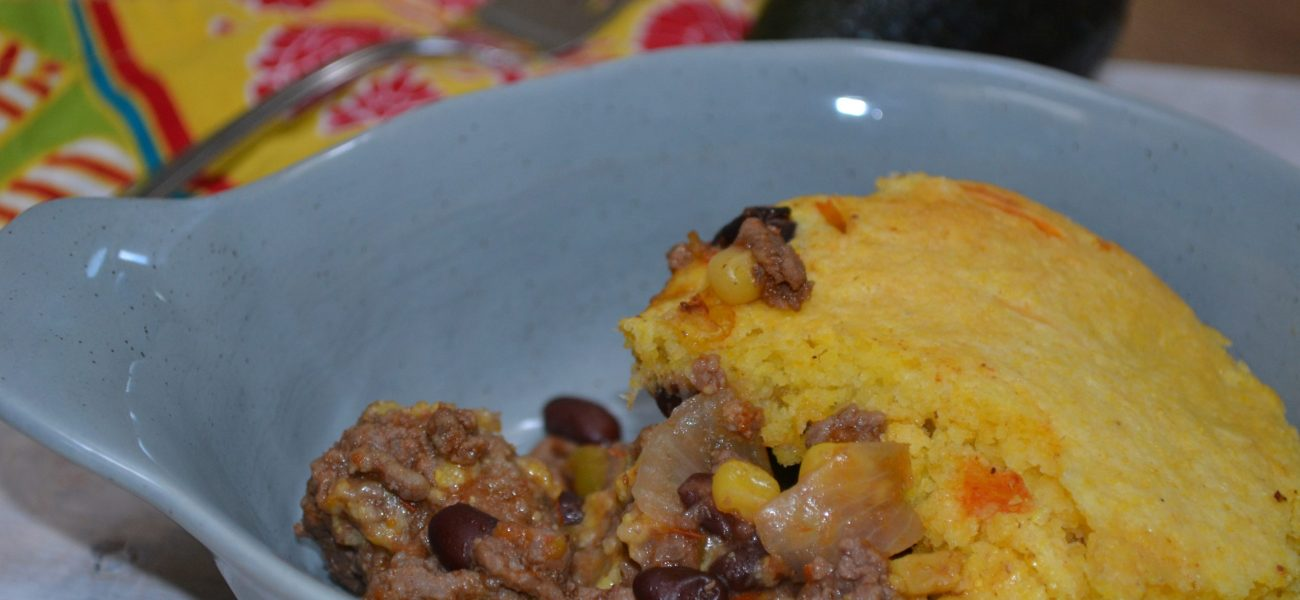 One Pot Tex Mex Bake