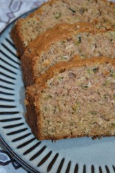 This zucchini bread recipes is delicious and easy, zucchini is now in season whether you're buying it off the shelves or picking it from your garden.