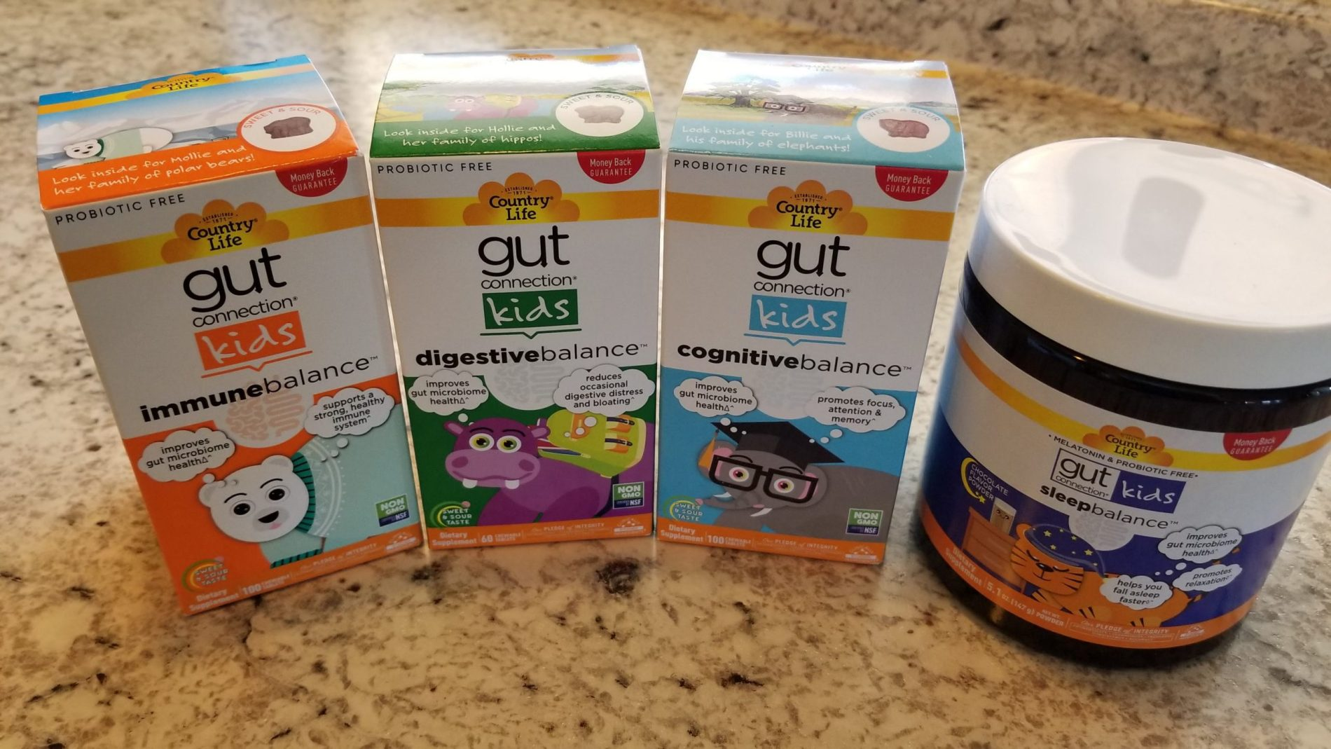 Enter to win - Support Your Child's Immune & Gut Health with Gut Connection Kids!