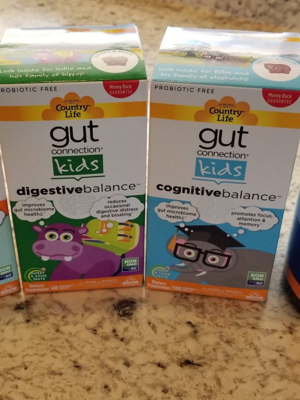 Enter to win – Support Your Child's Immune & Gut Health with Gut Connection Kids!