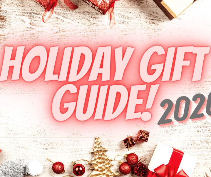 Holiday Gift Guide 2020 Submissions Are Open