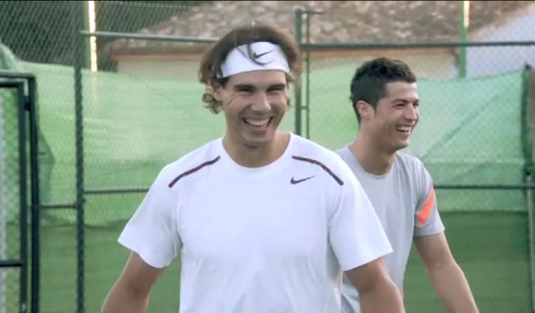 96869f118 Cristiano Ronaldo and Rafael Nadal – LOVE TENNIS Blog