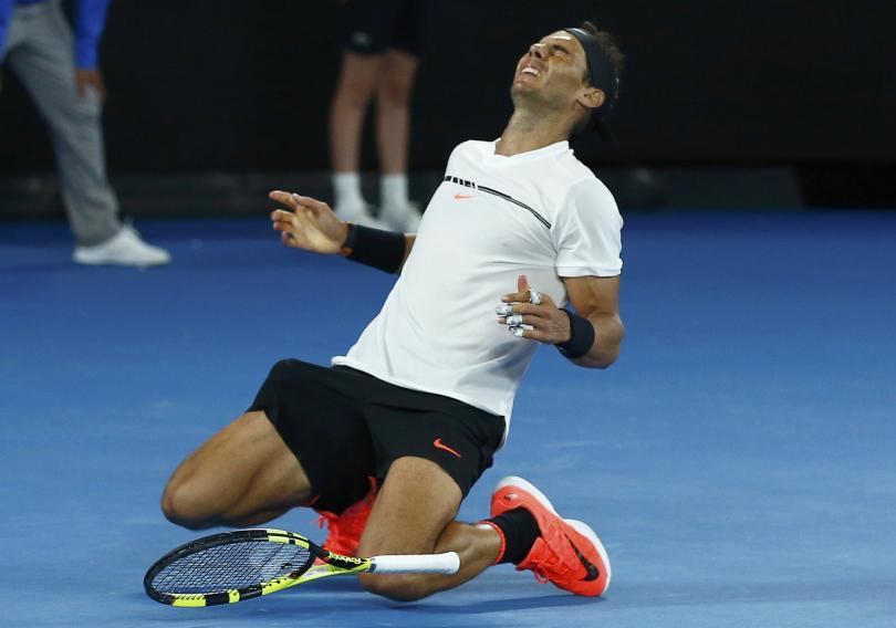 Rafael Nadal boosted by Australian Open showing