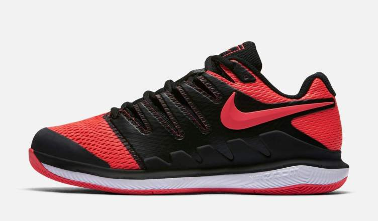 the best attitude 25025 67094 Nike vapor X (ten) tennis shoes are due to be released soon. Check out the  black and red version, a shoe lighter that vapor 9 and 9.5, simply a beauty.
