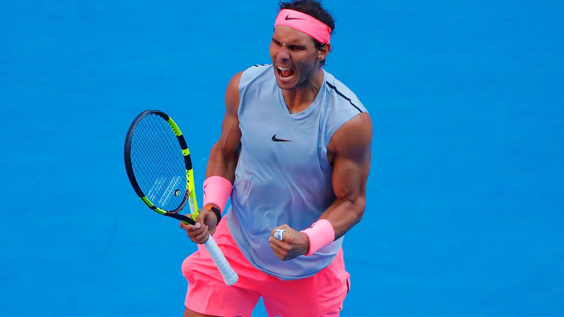 Nadal Nike Zoom Cage 3 Australian Open 2019 – LOVE