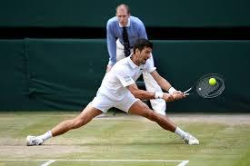 Djokovic Wimbledon 2019