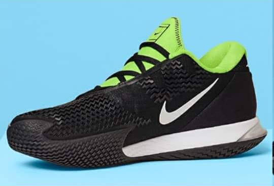 Revealed – Nike Zoom Cage 4 Tennis Shoes – LOVE TENNIS Blog