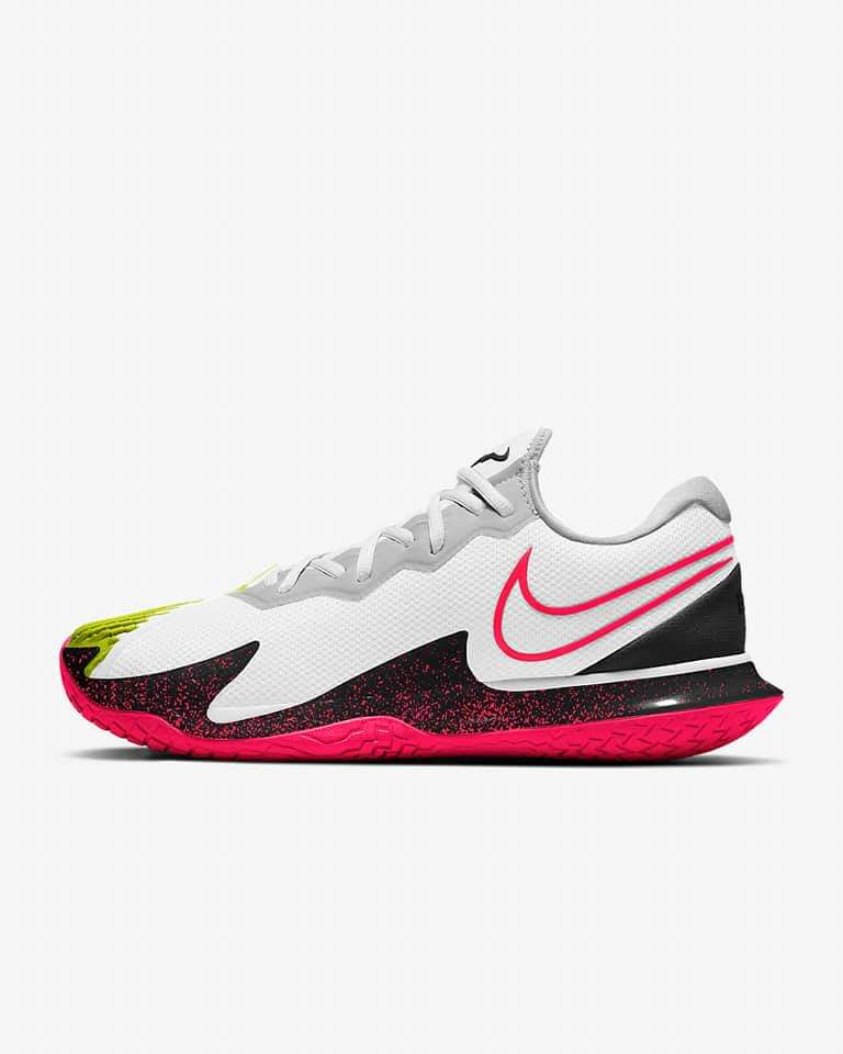 virar la licenciatura siglo  Nike Zoom Vapor X & Nike Court Air Zoom Vapor Cage 4 for US Open 2020. -  LOVE TENNIS Blog