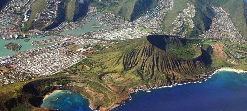 Koko Head Crater Trail in Hawaii