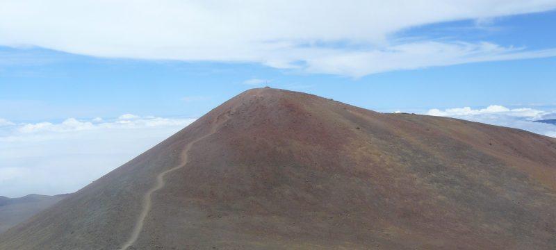 Mauna Kea Trail in Hawaii