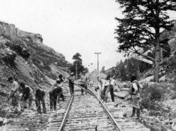 Hiking the Transcontinental Railroad