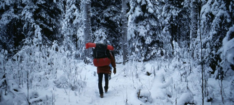 Backpacking in the Winter