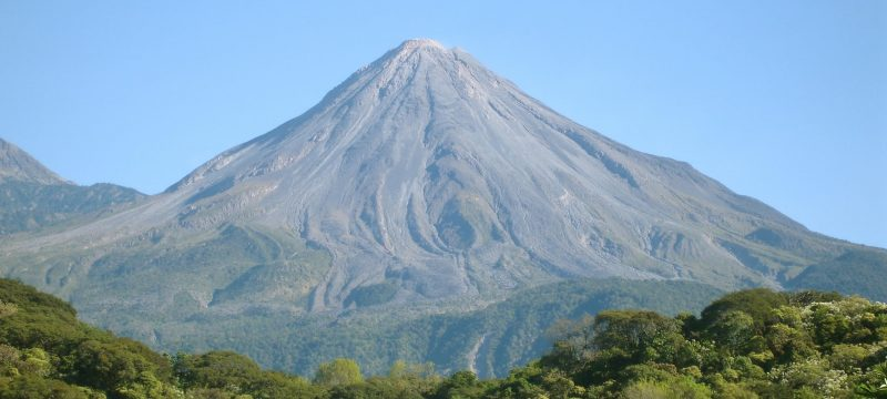 Hiking Nevado de Colima