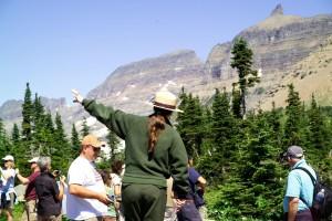 The Environmentalist Backpacker