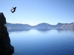 The Risk Taking Backpacker