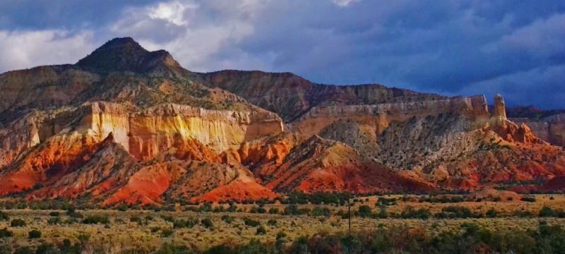 Santa Fe, New Mexico, US, Outdoors