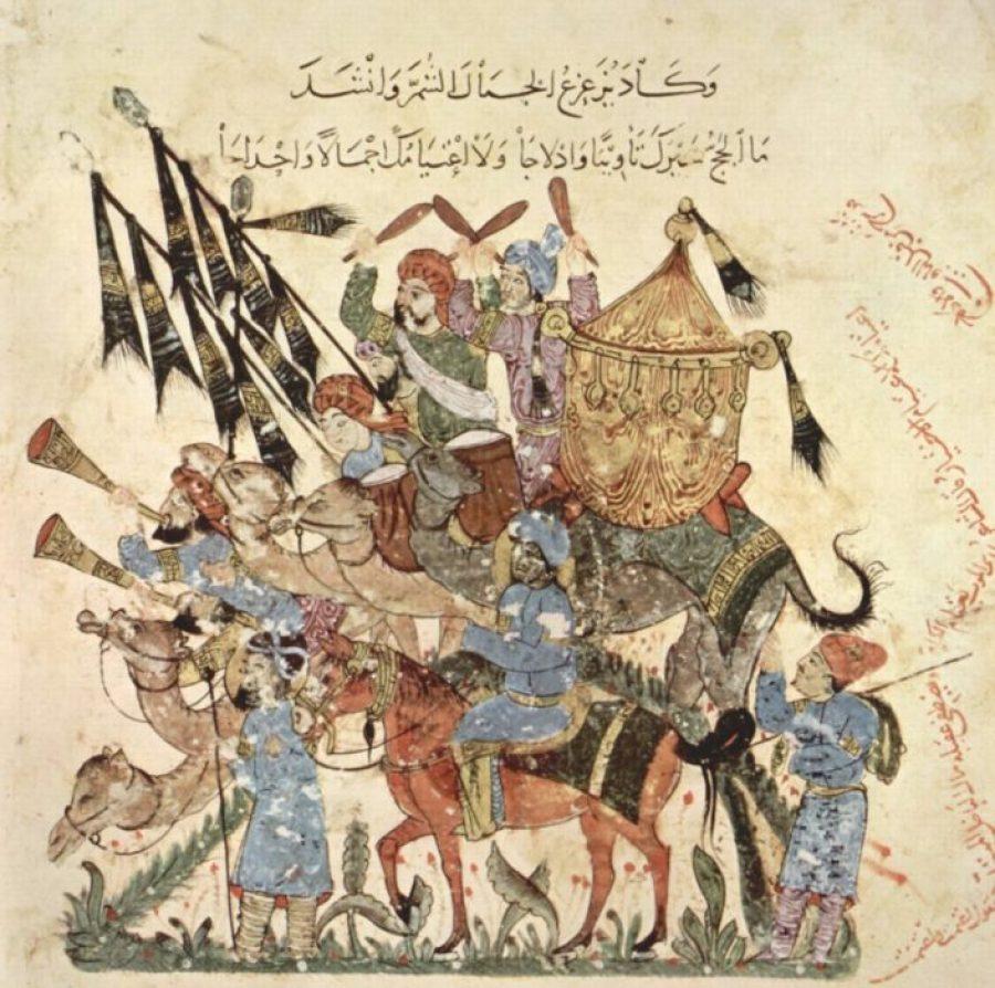 Ibn Battuta, Hiking, Backpackers