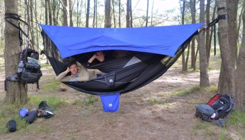 without, hammock, gear