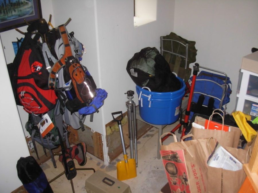 spring cleaning, gear