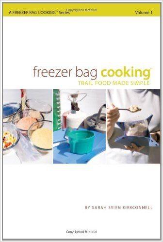 cookbooks, backcountry cookbook, hiking, outdoors