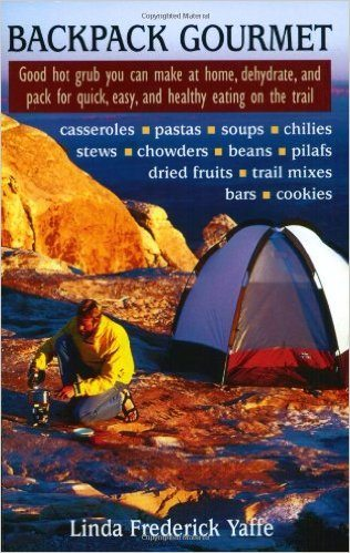 cooking, backcountry, hiking, outdoors, cookbooks, backcountry cookbooks