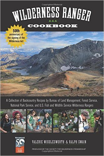 cookbooks, cookbook, backcountry, cooking, outdoors, hiking, backpacking