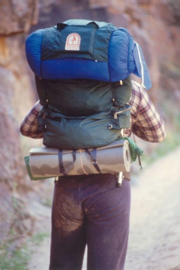 choosing the right backpack, hiking, backpacking, outdoors