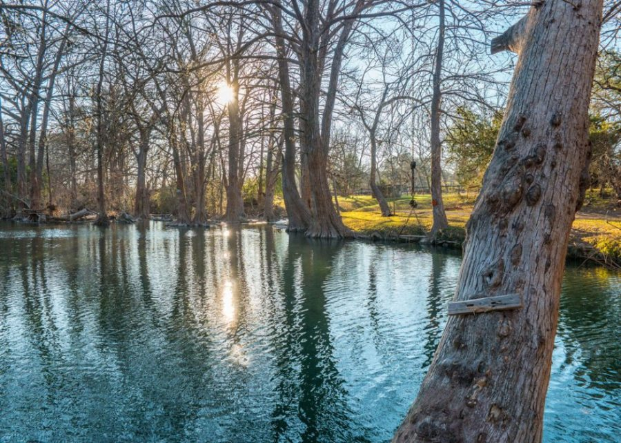 Blue Hole, Texas, swim, swimming hole