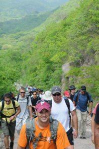 hiking, hike for charity, hike, charity
