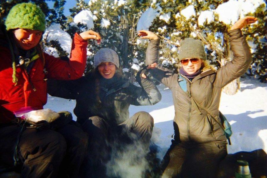 Open Sky Wilderness, wilderness therapy, Leah Dworkin, field guide