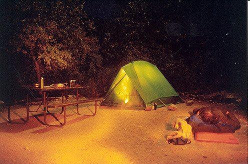 car camping, guide, beginners
