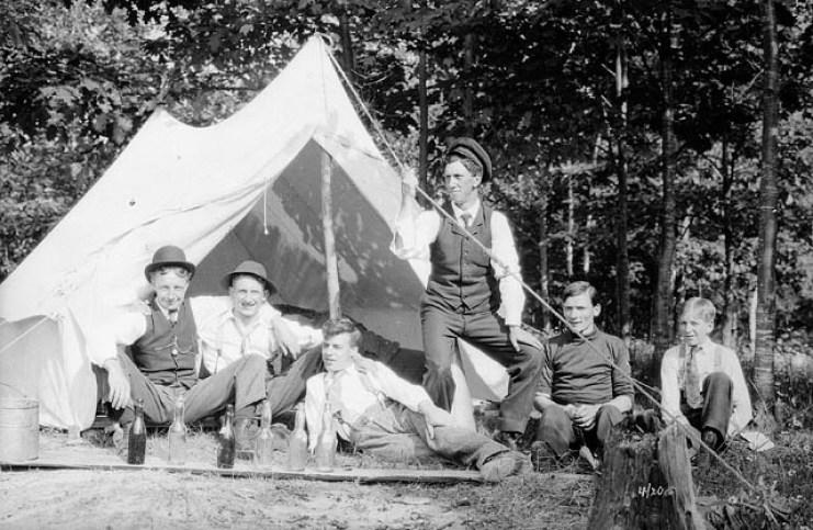 camping, car camping, U.S., America, backcountry, camping in America