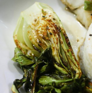 Roast Pak Choi