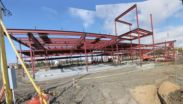 SCCLFF Northside Steel Structure