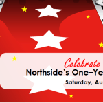 Don't Miss Northside Library's First Anniversary Party